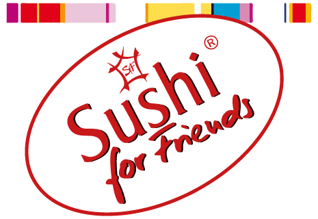 logo Sushi for Friends