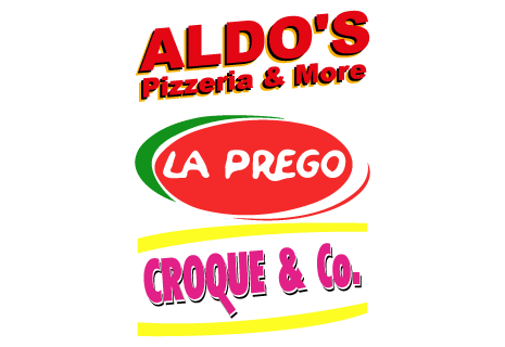 logo Aldo's La Prego Croque & Co