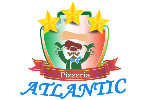 logo Pizzeria Atlantic