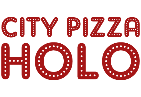 logo City Pizza Holo