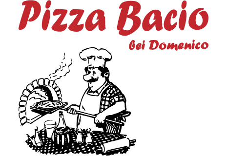 logo Pizza Bacio