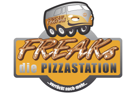 logo Freaks die Pizzastation