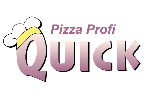 logo Quick Pizza Profi das Original