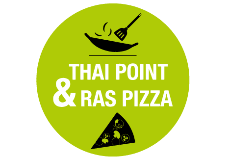 logo THAI Point & RAS Pizza