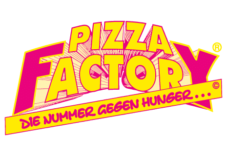 logo Pizza Factory Nord