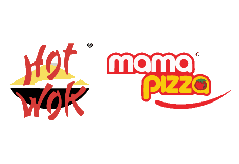 logo Mama Pizza & Hot Wok