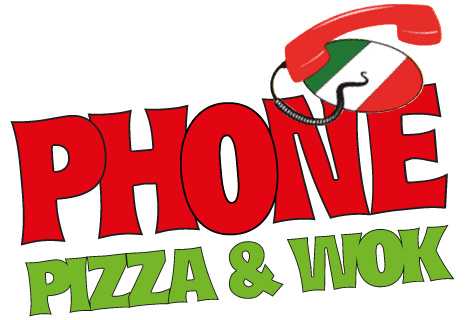 logo Phone Pizza & Wok