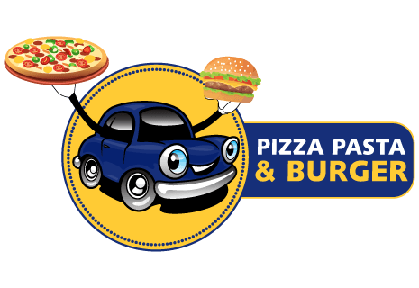 logo Pizza Pasta & Burger