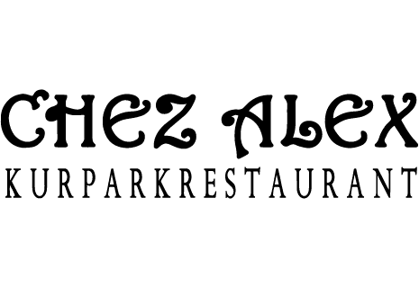 logo Kurparkrestaurant Chez Alex