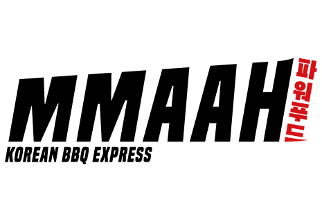 logo Mmaah Korean BBQ Express