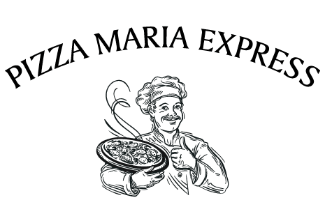 logo Pizza Maria Express