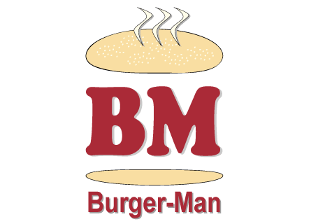 logo Burger - Man