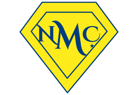 logo NMC Burger & Pizza