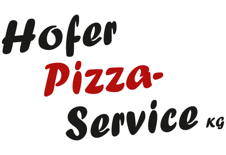 logo Hofer Pizza Service KG