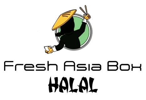 logo Fresh Asia Box Asia Food