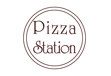 logo Pizza Station
