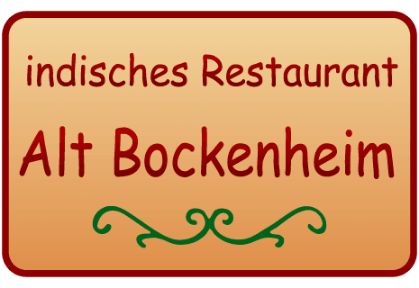 logo Indian Restaurant Alt Bockenheim